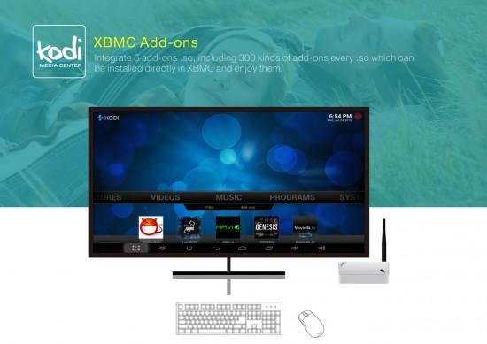 Beelink GTQ TV Box